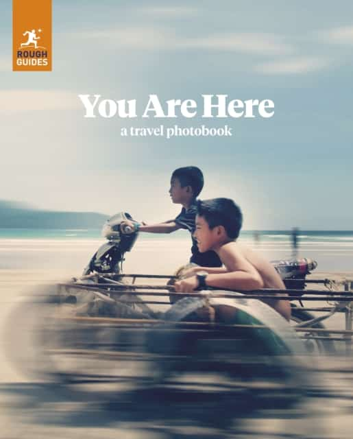 Fotoboek You Are Here   Rough Guides