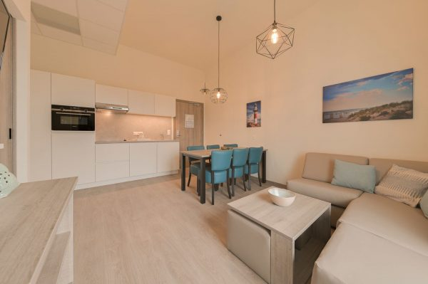 New Holiday Suite for 2 adults and 3 children with bedroom