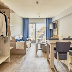 New Holiday Suite for 4 people at sunside with sleep corner