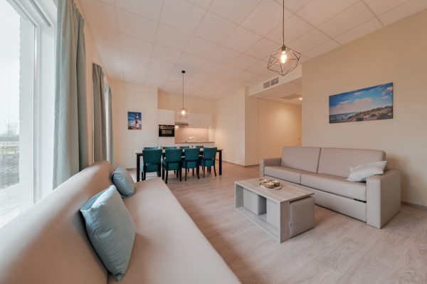 New Holiday Suite for 7 people (4 adults - 3 children)
