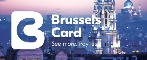 Brussels City Card for 24h, 48h or 72h with public transportation or Atomium