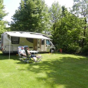 Camper pitch incl. 2 persons, excl. water/electricity