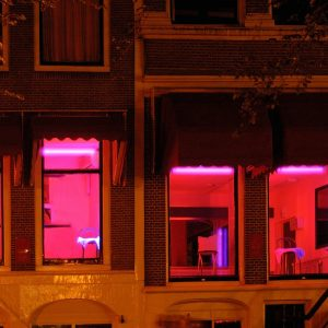 Red Light District self-guided audio tour